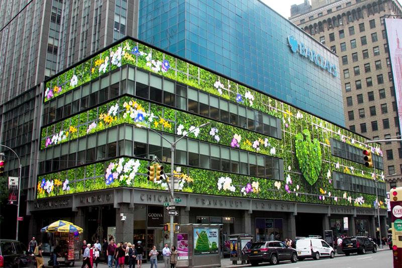 Barclays at 745 7th Avenue em Nova York, NY | AVIXA