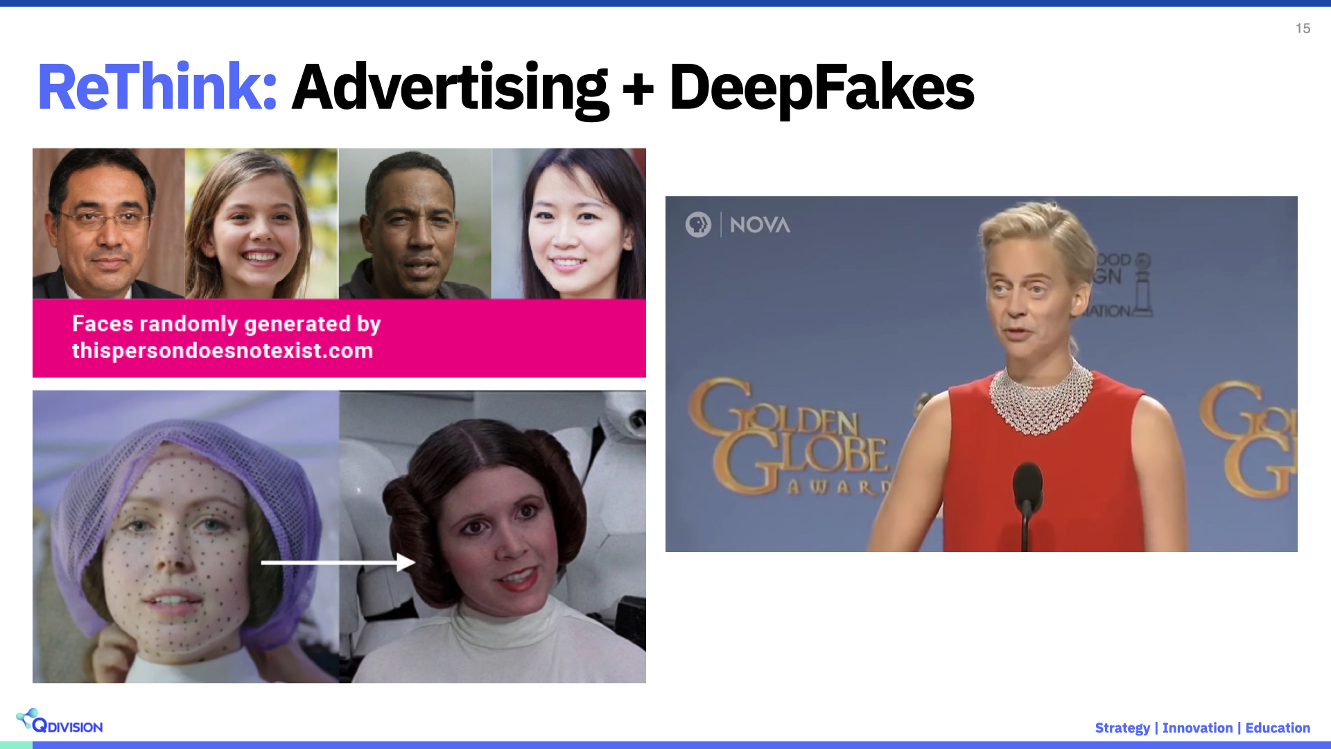 Advertising and Deep Fakes | AVIXA