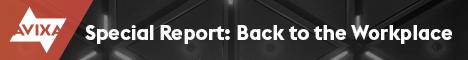AVIXA Special Report Banner