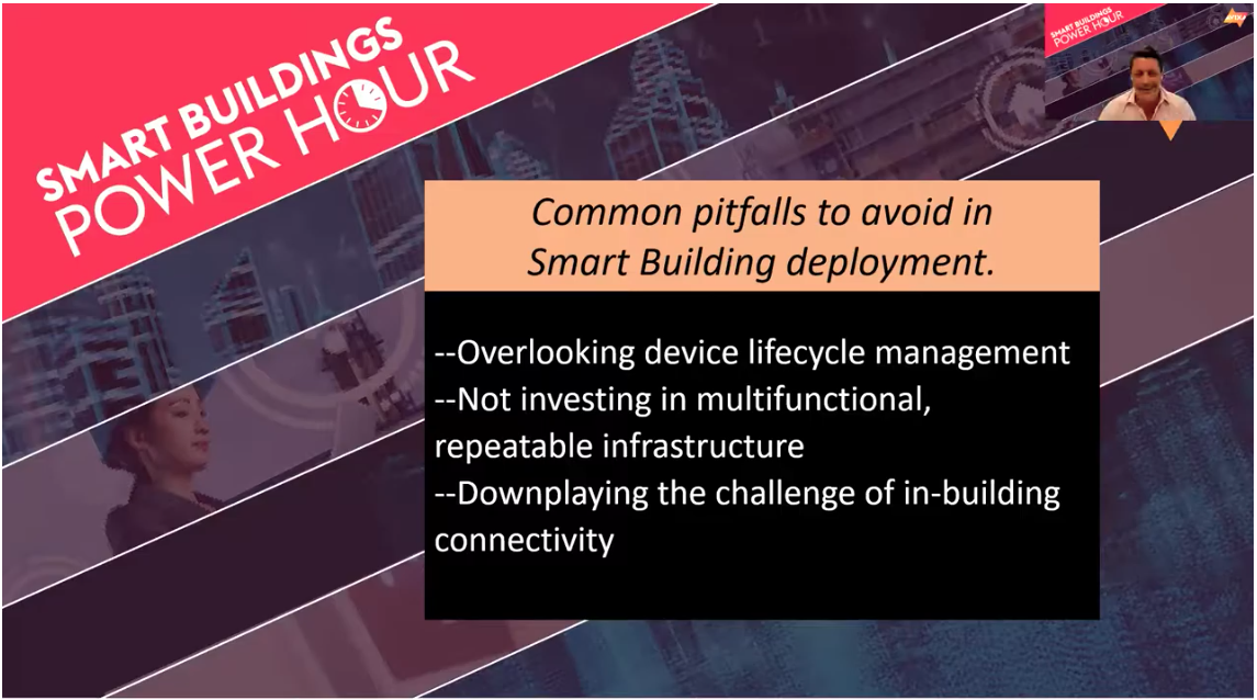Common Pitfalls to Avoid in Smart Building Deployment  | AVIXA
