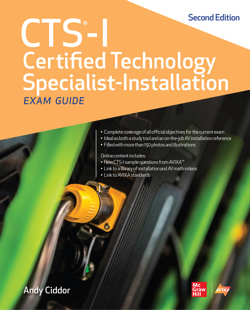 CTS -I Exam Guide 2021