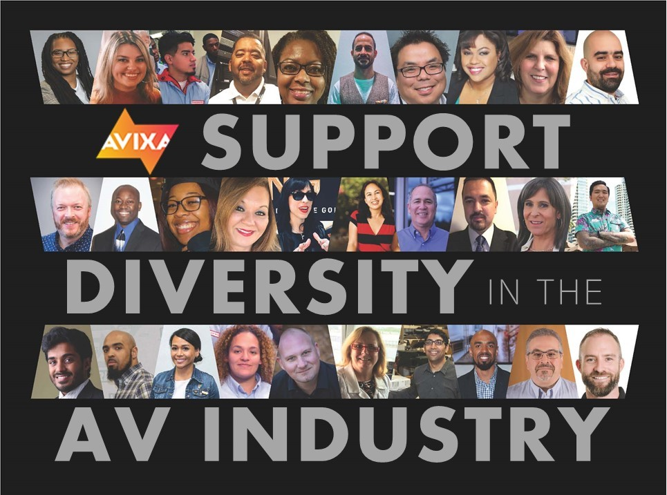 Diversity Council Mosaic Design | AVIXA