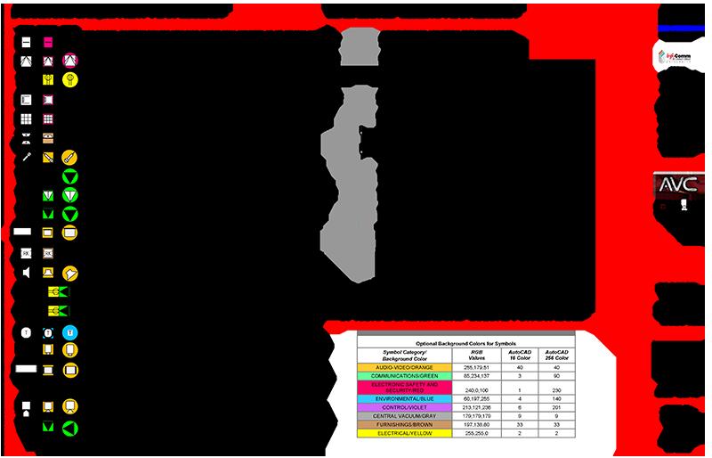AV Designer Floor Plan