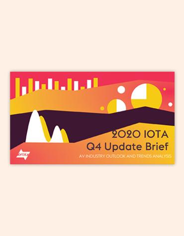 December 2020 IOTA Brief | AVIXA