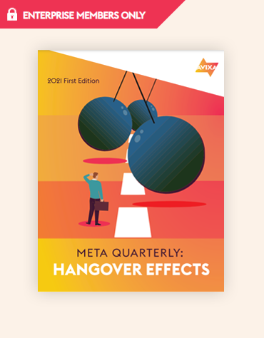 2021 META Quarterly: Hangover Effects | AVIXA