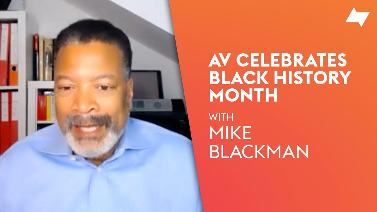 Mike Blackman