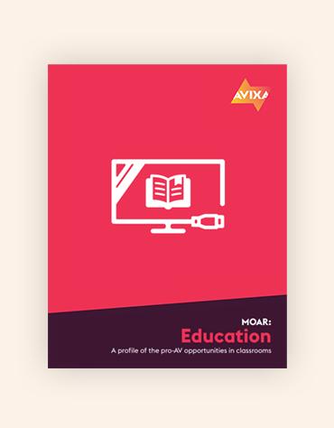 MOAR: Education