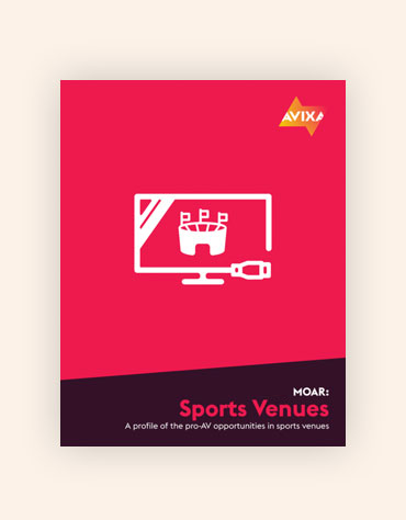 MOAR: Sports Venues