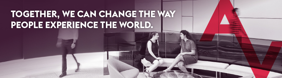 Save the Together, We Can Change the World | AVIXA