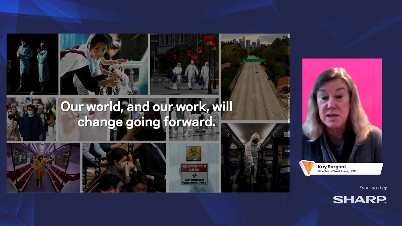 Our world and our work will change going forward | AVIXA