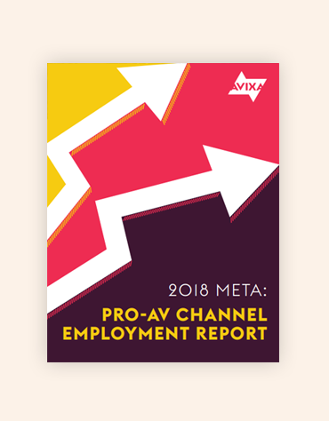 Pro-AV Channel Employee Report | AVIXA