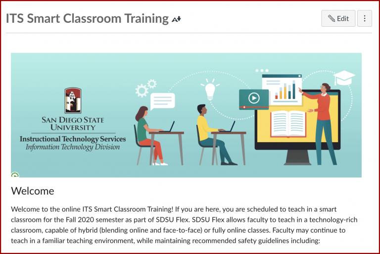 ITS Smart Classroom Training   AVIXA