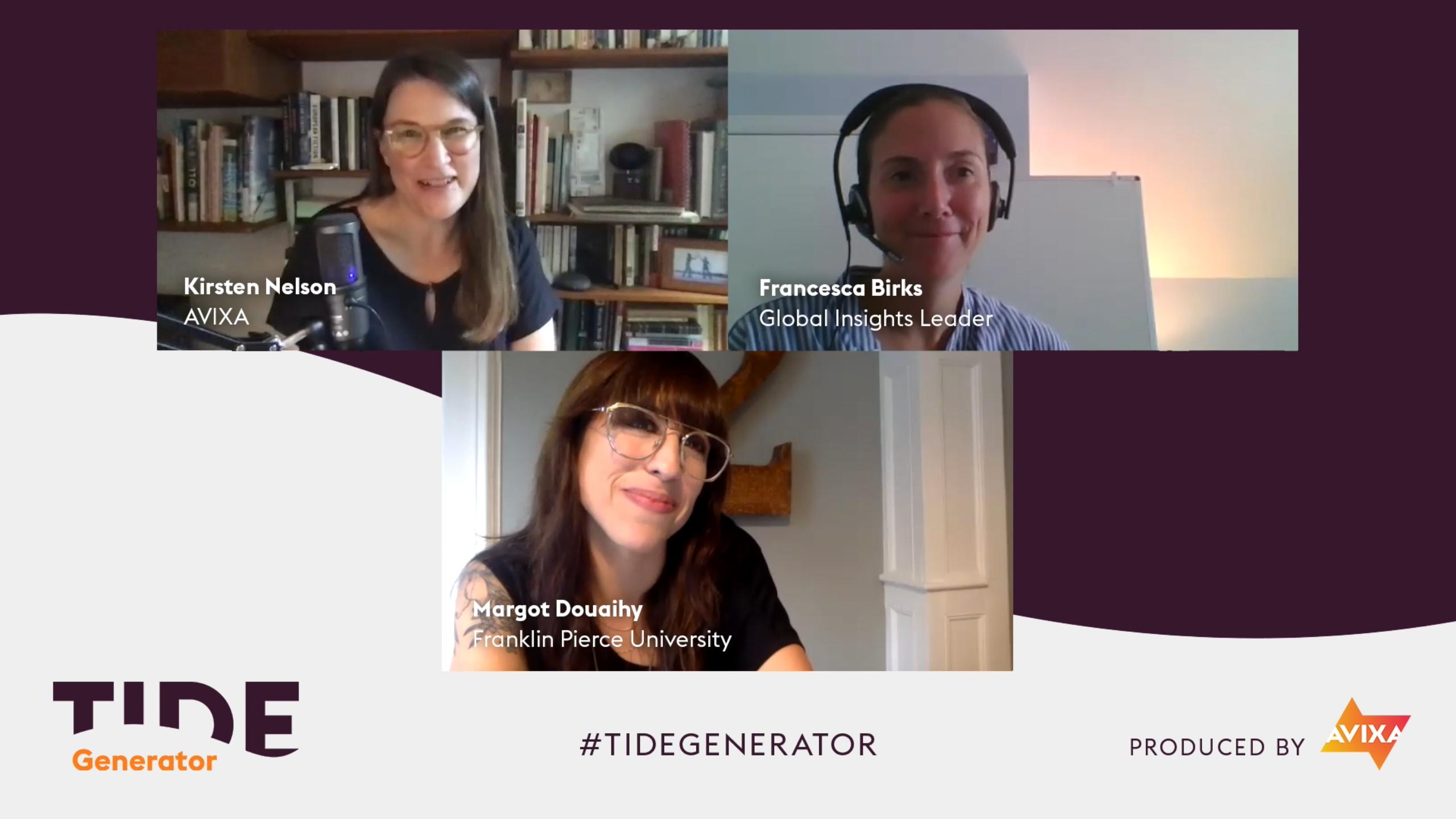 TIDE Generator Episode 9   AVIXA