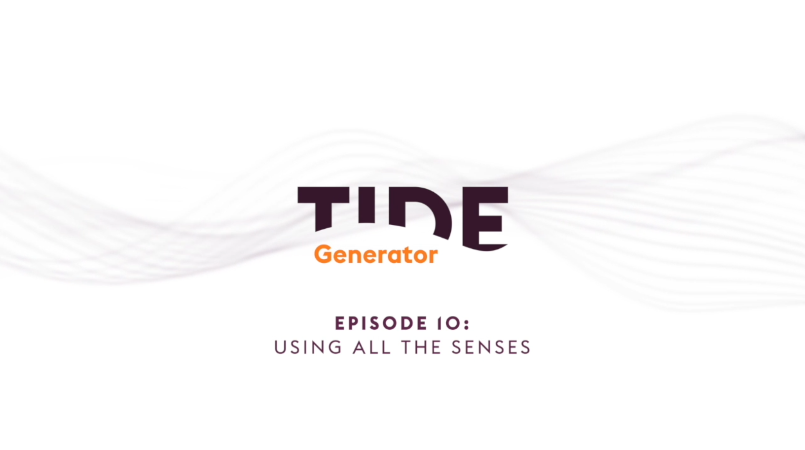 TIDE Generator Podcast Episode 10   AVIXA
