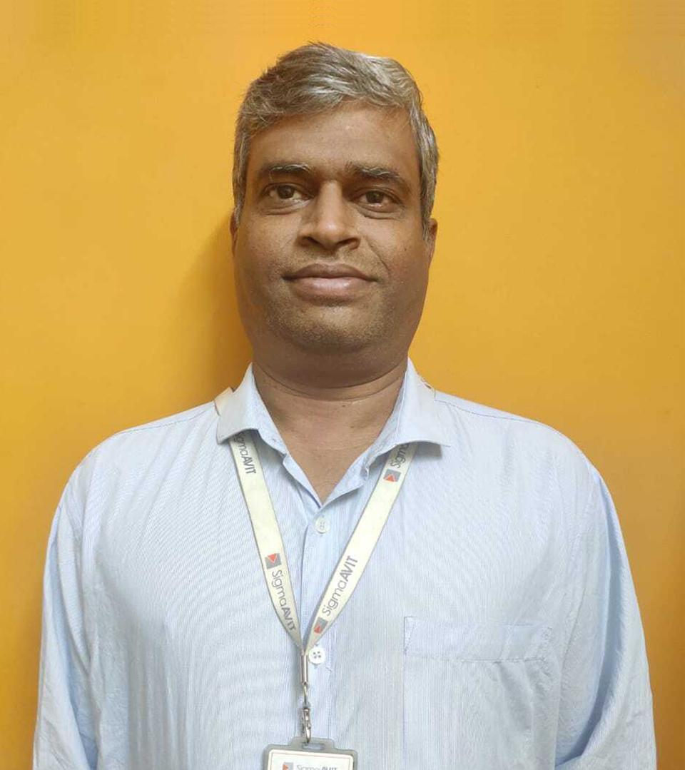 Anand Munuswamy Sachudanand | AVIXA