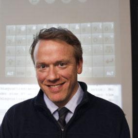 Larson Rogers, Dean of Academic Affairs | AVIXA