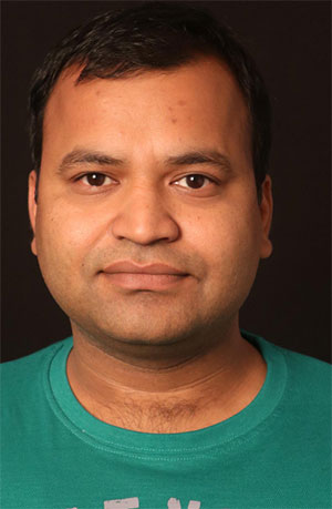 Rakesh Kumar, CTS-D, CTS-I