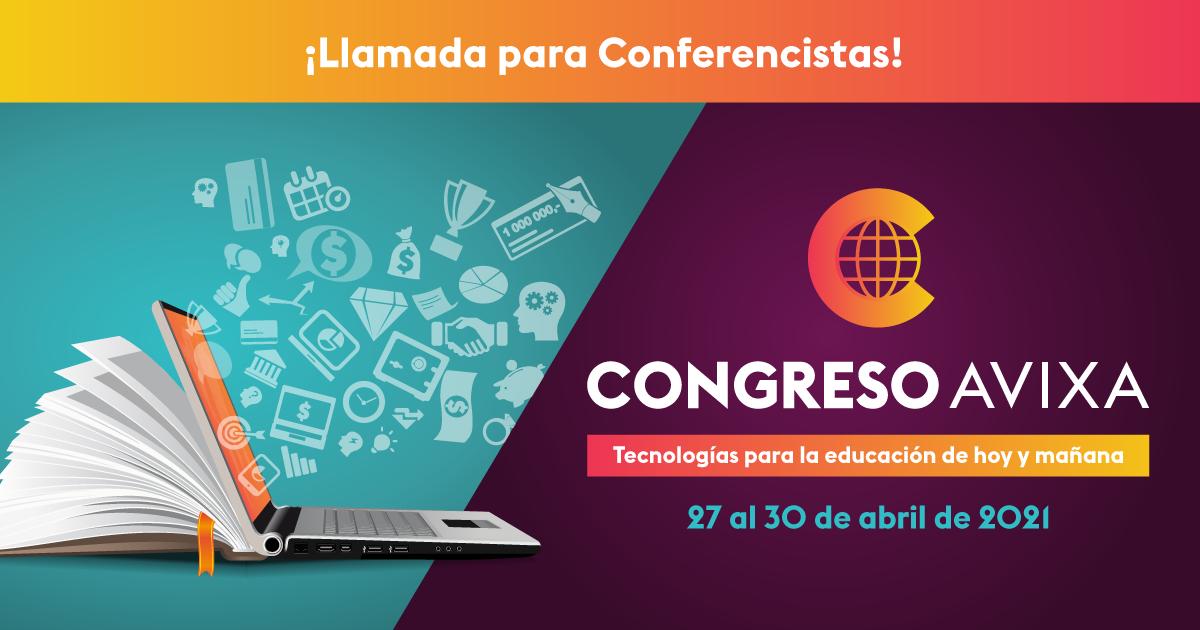 CongresoAVIXA-CallForPresenters-FB-SP-v1