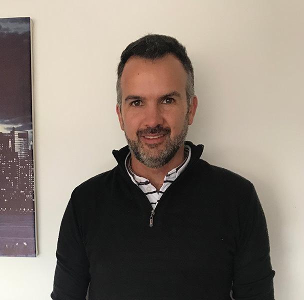 Juan Carlos Gutiérrez, CTS