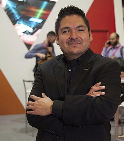 Miguel Paucar, CTS | AVIXA