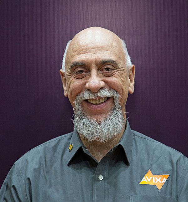Nelson Baumgratz, CTS | AVIXA