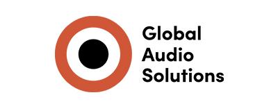 Global Audio Solutions Logo