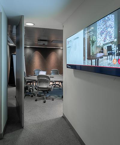 Interior de Multimedia | AVIXA