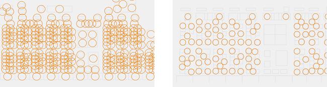 Gensler's physical distancing tool puts generative algorithms | AVIXA