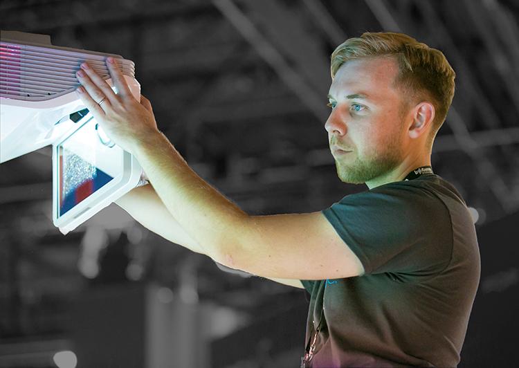 Man in AV Industry | AVIXA