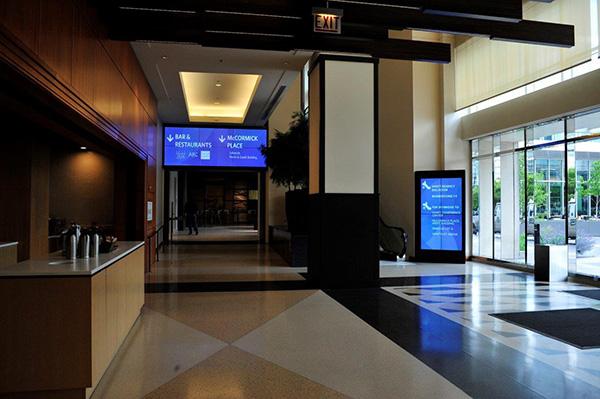 Hyatt Chicago Lobby