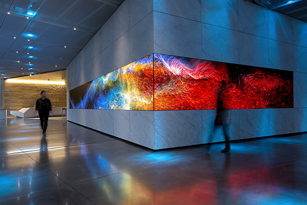 Dolby Galleries, Leviathan