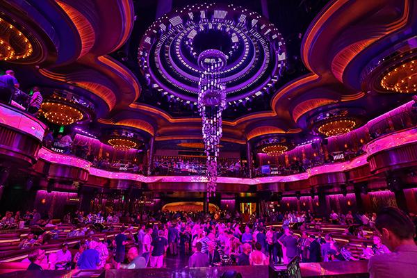 OMNIA night club Las Vegas