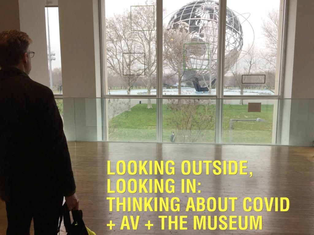 Looking Outside Looking In, Queens Museum | AVIXA