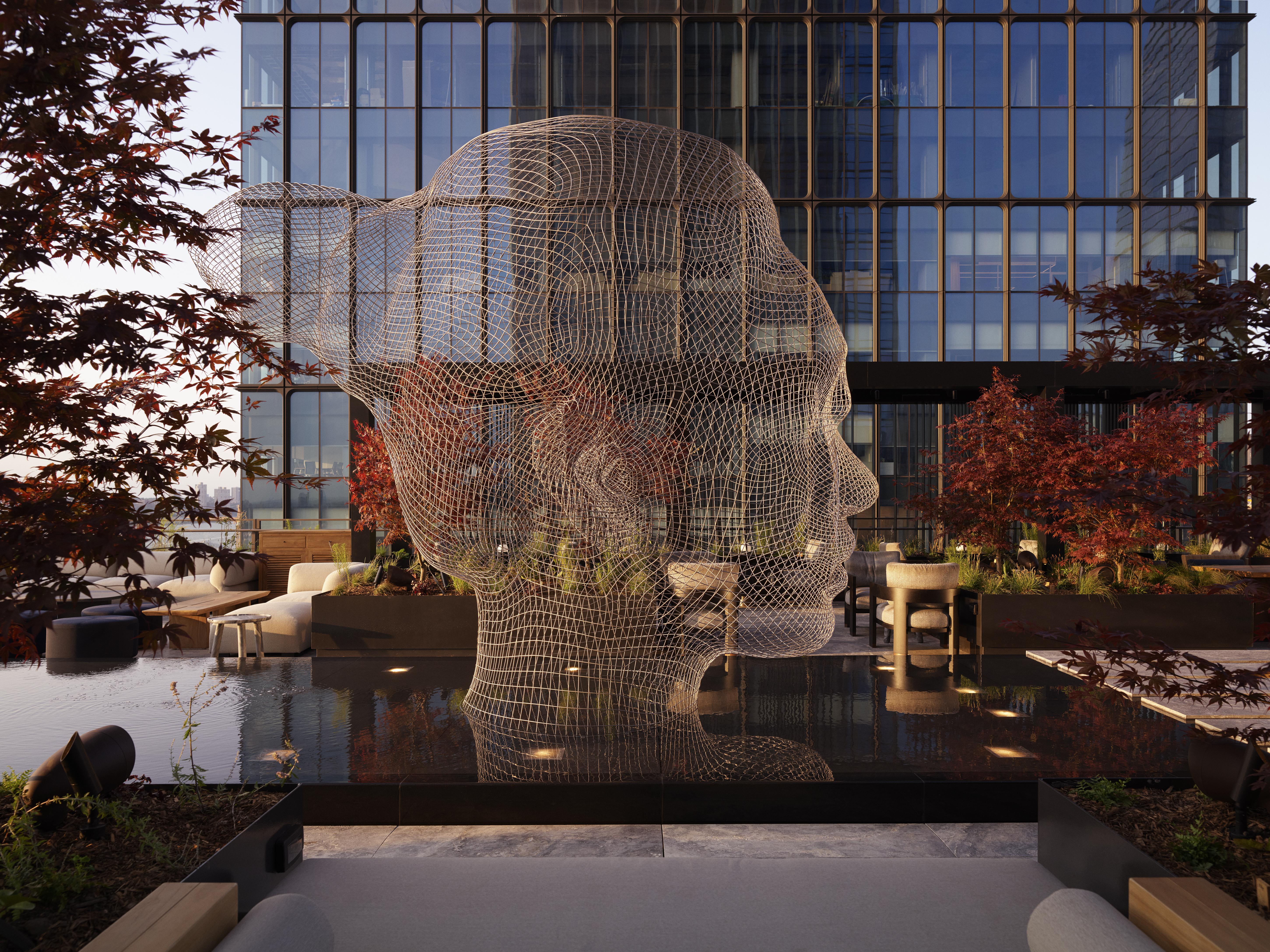 Equinox Hotels lobby  | AVIXA