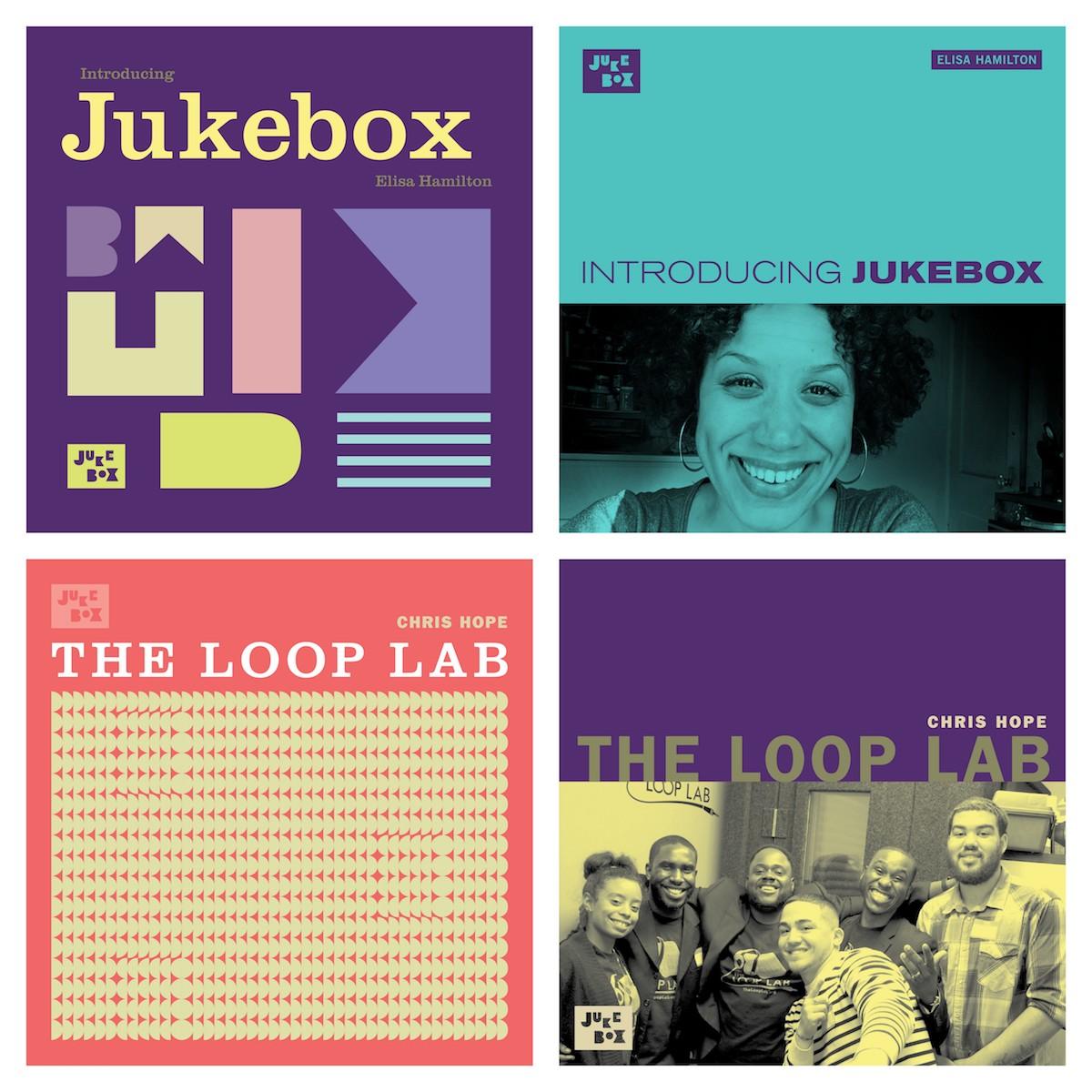 Jukebox Album Art, created in collaboration with GoodGood Design   AVIXA
