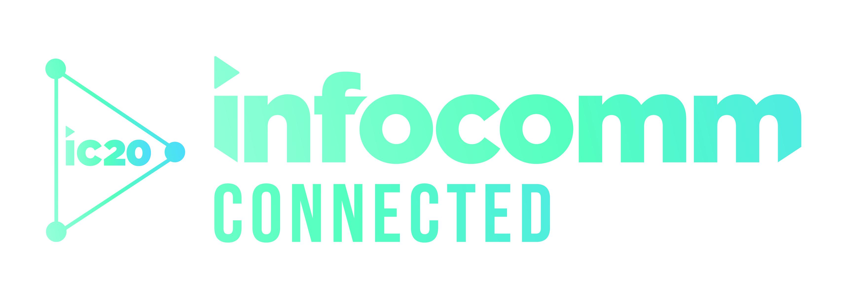 AVIXA InfoComm Connected 2020 Banner
