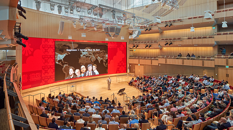 Klarman Hall at Harvard Business School | AVIXA