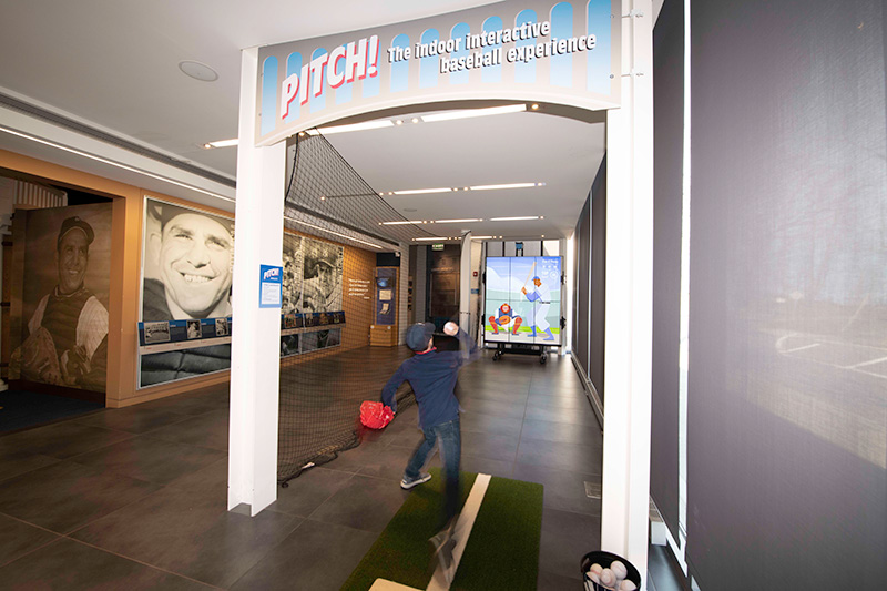 Yogi Berra Museum by TRITECH Communications | AVIXA